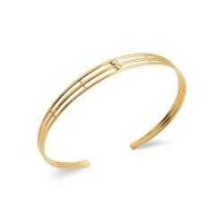Bracelet plaqué or JONC...