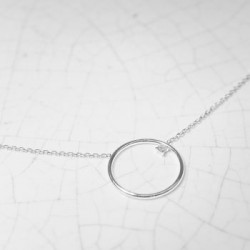 Collier or 9 carats FIL...